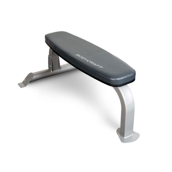 BodyCraft Flat Bench [F600]