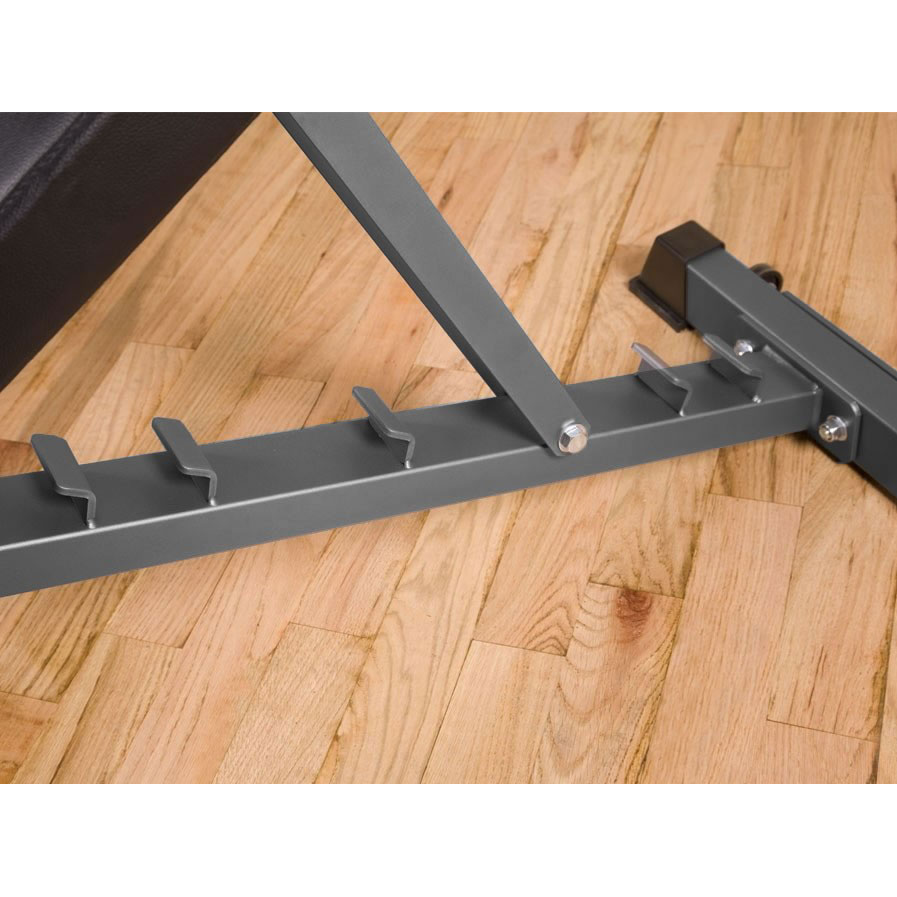 Bodycraft Flat Incline Utility Bench F601 Incredibody