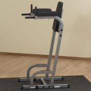 Body-Solid Vertical Knee Raise & Dip Machine [GVKR60]
