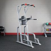 Body-Solid Pro Club Line Vertical Knee Raise / Chin Up / Dip Machine [SVKR1000]