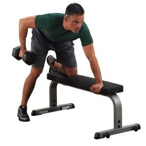 Body-Solid Heavy Duty Flat Bench [GFB350]