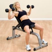 Body-Solid Heavy Duty Flat / Incline Bench [GFI21]