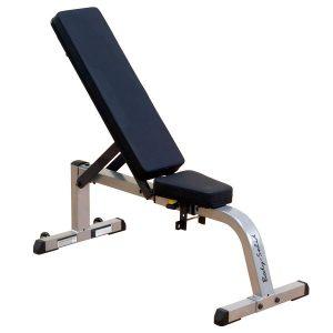 Body-Solid Heavy Duty Flat / Incline Bench [GFI21]
