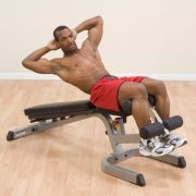 Body-Solid Heavy Duty Flat / Incline / Decline Bench [GFID71]