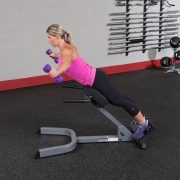 Body-Solid 45 Degree Back Hyperextension [GHYP345]