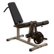 Body-Solid Seated Leg Extension & Leg Curl Machine [GLCE365]