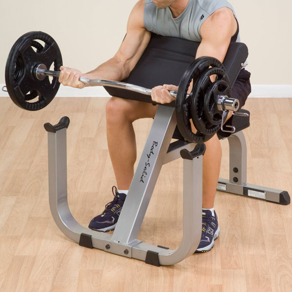 Body-Solid Preach Curl Bench [GPCB329]