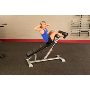 Body-Solid Pro Club Line Ab Bench [SAB500]