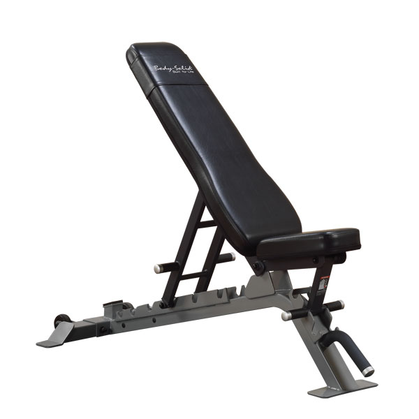 Body-Solid Pro Club Line Adjustable Bench [SFID325]