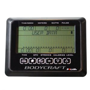 BodyCraft Pro Rowing Machine [VR400]