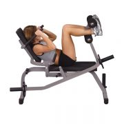 Body-Solid Horizontal Ab Crunch Machine [GAB100]