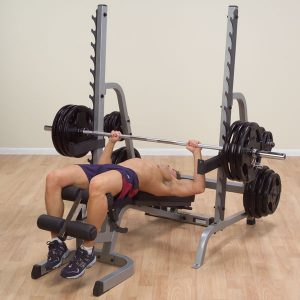 Body-Solid Multi Press Rack [GPR370]