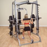 Body-Solid Series 7 Smith Machine Package [GS348QP4]
