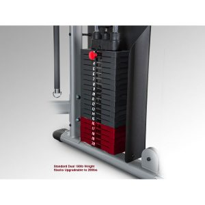 BodyCraft Weight Stack Upgrade for HFT Functional Trainer [HFT-WP100]