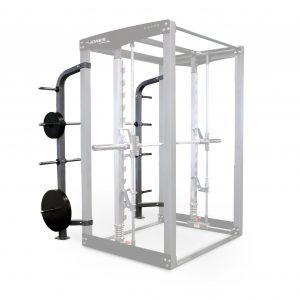 BodyCraft Plate Rack for Jones Smith Machine [Jones-PR]