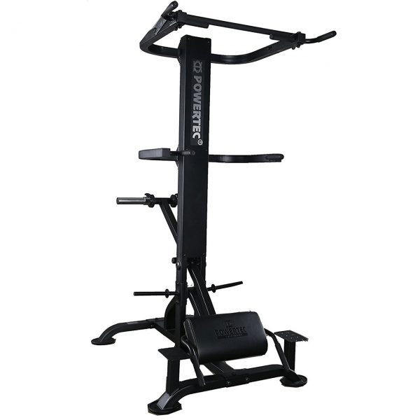 Powertec Levergym Chin / Dip Assist [L-CDA+16]