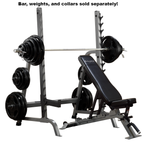 Body-Solid Pro Club Olympic Press System [SDIB370]