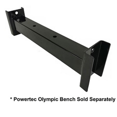 Powertec Workbench Short Cross Bar [WB-OB11-SCB]