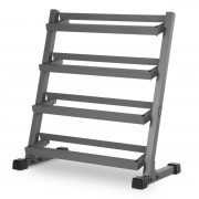XMark Fitness 3 ft. 4 Tier Dumbbell Rack [XM-3109.1]