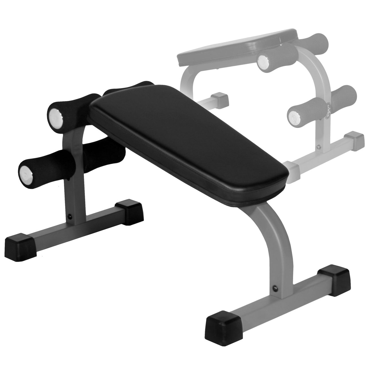 Xmark fitness mini ab bench xm 4415 incredibody Abs bench