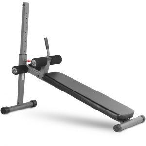 XMark Fitness 12 Position Adjustable Ab Bench [XM-4416.1]