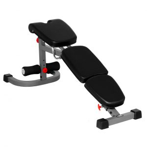 XMark Fitness Flat / Incline / Decline Bench with Preacher Curl [XM-4417]