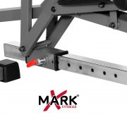 XMark Fitness Flat / Incline / Decline Weight Bench with Leg Extension and Preacher Curl [XM-4419]