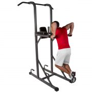 XMark Power Tower with Dip Station and Pull Up Bar [XM-4434]