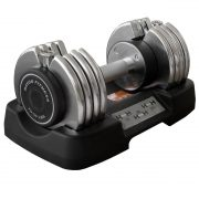 Bayou Fitness 50 lb. Adjustable Dumbbell [BF-0150]