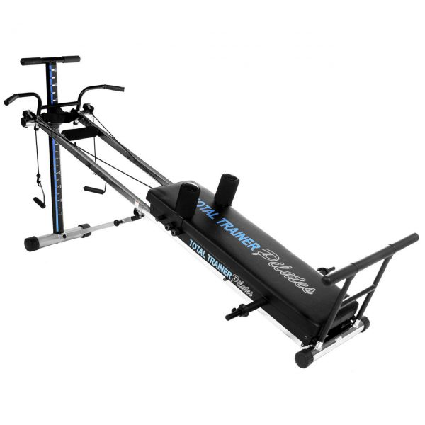 Bayou Fitness Total Trainer Pilates Pro Reformer Home Gym [PilatesPro]