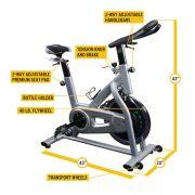 Body-Solid Endurance Indoor Exercise Bike [ESB150]