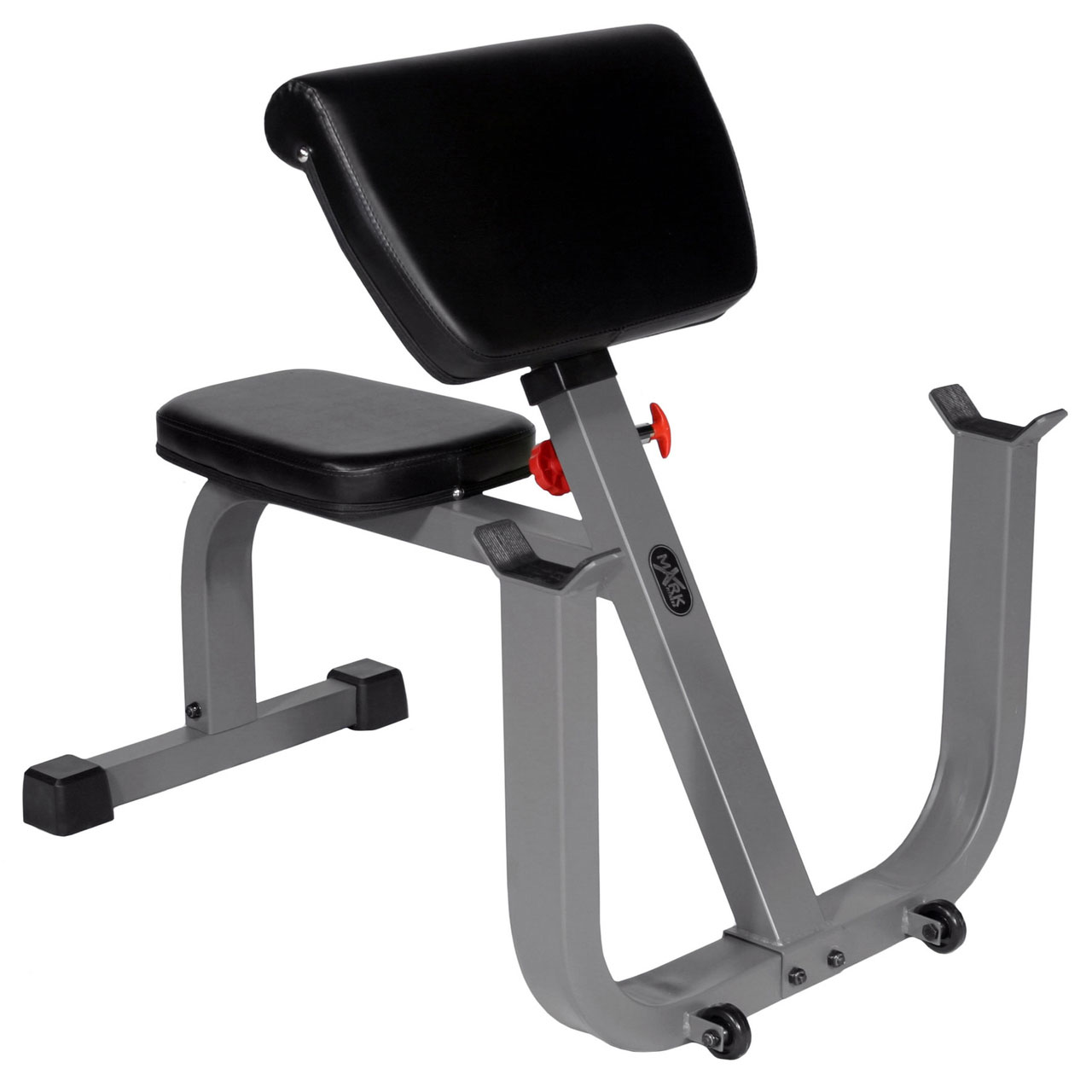 Xmark Fitness Seated Preacher Curl Weight Bench Xm 4436 Incredibody