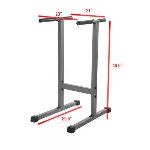 XMark Fitness Dip Stand [XM-4443]