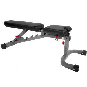 XMark Fitness 11 Gauge Flat / Incline / Decline Bench [XM-7472]
