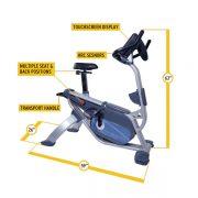 Body-Solid Endurance Upright Bike [B5U]