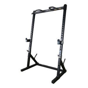 Powertec Workbench Half Rack - Black [WB-HR16-B]