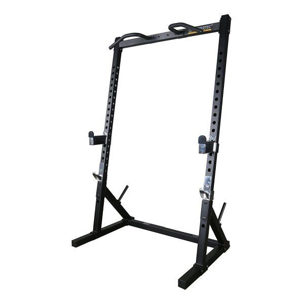 Powertec Workbench Half Rack - Black [WB-HR16-B]