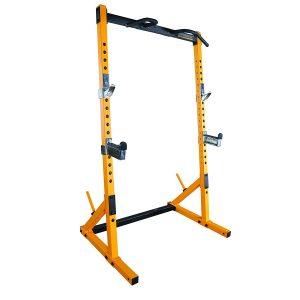 Powertec Workbench Half Rack - Yellow [WB-HR16-Y]