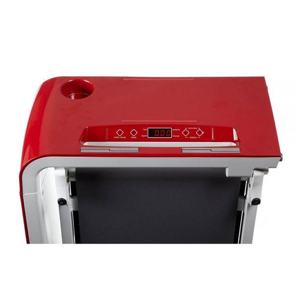 BodyCraft Spacewalker Compact Folding Treadmill - Red [SWT-R]