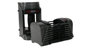 PowerBlock Sport 50 Adjustable Dumbbells (10-50 lbs. per Dumbell)