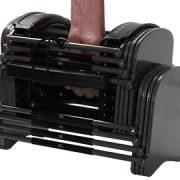 PowerBlock Sport 50 Adjustable Dumbbells (10-50 lbs. per Dumbell)
