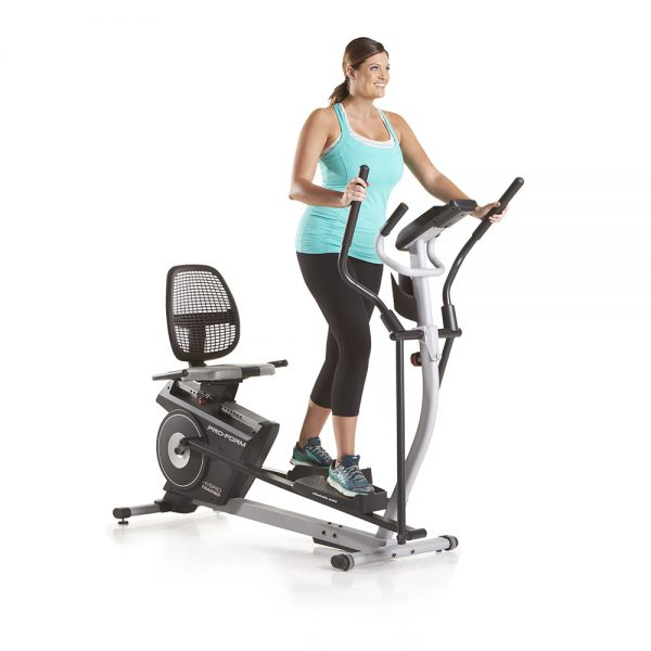 ProForm Hybrid Trainer Elliptical and Bike [PFEL03815]