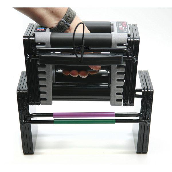 PowerBlock Elite EXP Set (5-50 lbs Per Dumbbell)