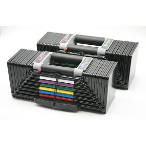 PowerBlock Elite EXP Set (5-90 lbs Per Dumbbell)