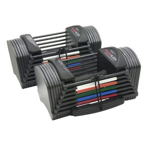 PowerBlock Sport 24 Set (3-24 lbs Per Dumbbell)