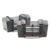 PowerBlock Sport 24 Set (3-24 lbs Per Dumbbell)
