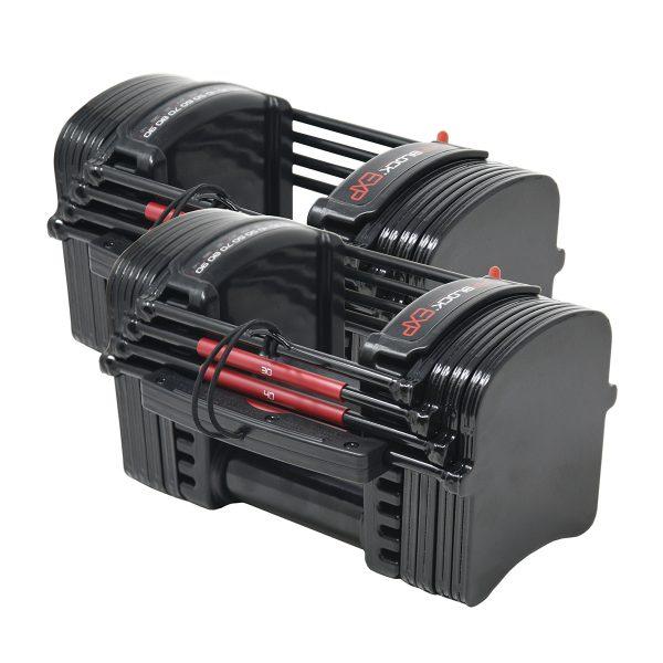 PowerBlock EXP Set (5-50 lbs Per Dumbbell)