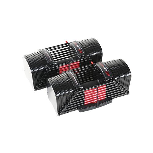 PowerBlock EXP Adjustable Dumbbells (5-90 lbs Per Dumbbell)